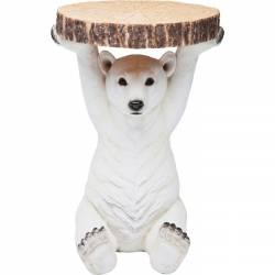 Šoninis staliukas POLAR BEAR (78943)