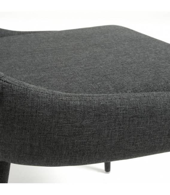 Kėdė DANT tamsiai pilka