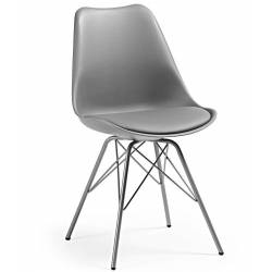 Kėdė LARS pilka