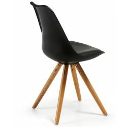 Kėdė LARS PU juoda