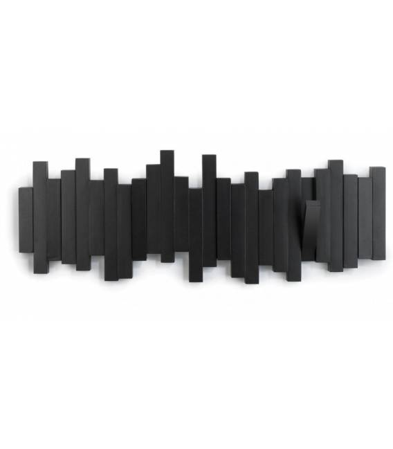Kabykla STICKS MULTI HOOK BLACK