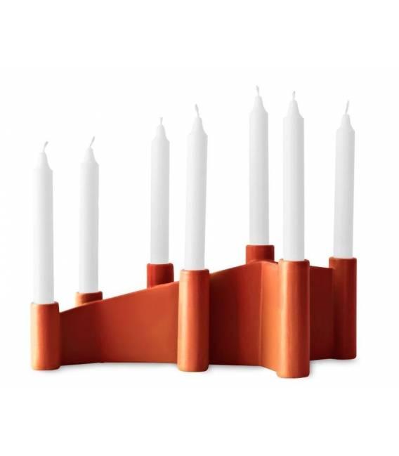 Žvakidė CATHEDRAL RUST BROWN