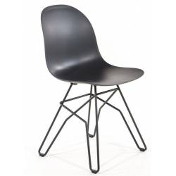 Kėdė ACADEMY juoda