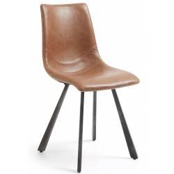 Kėdė TRAC PU ruda
