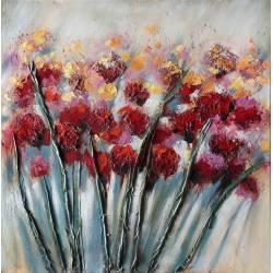 Paveikslas SPRING FLOWERS 100x100