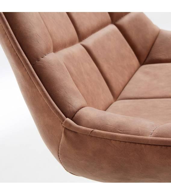 Kėdė ADAH ruda