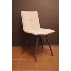 Kėdė LUNA šviesiai pilka