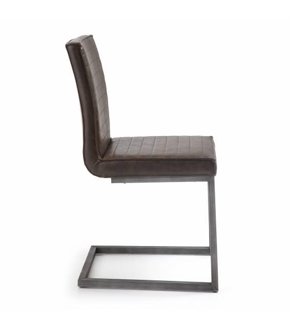 Kėdė TYPE tamsiai ruda