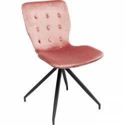 Kėdė BUTTERFLY VIC rožinė