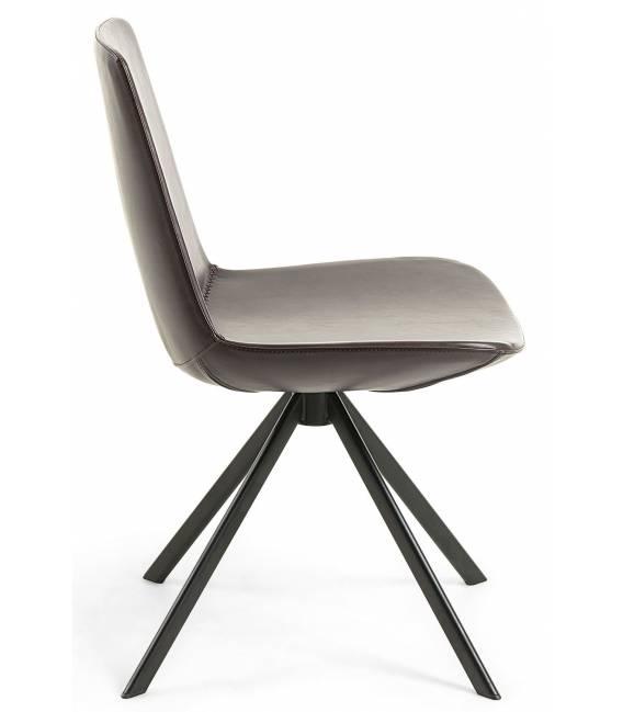 Kėdė ZAST tamsiai ruda