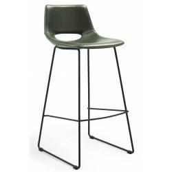 Baro kėdė ZIGGY žalia