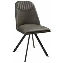 Kėdė ROUND žalia