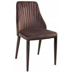 Kėdė MONTI tamsiai ruda