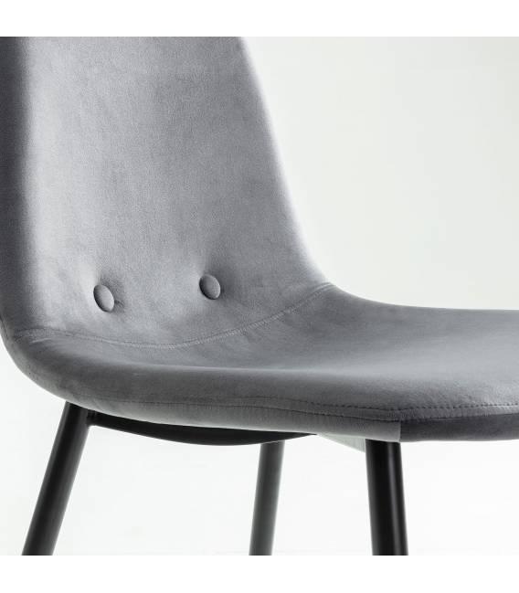 Kėdė LISSY-V pilka