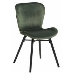 Kėdė 18965 VIC tamsiai žalia