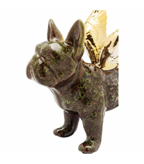 Dekoracija ANGEL WINGS DOG