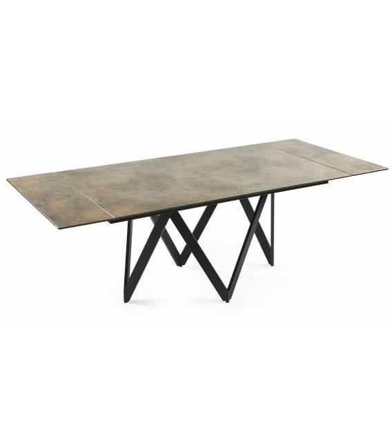 Išskleidžiamas stalas VERSUS 160(220)x100