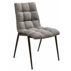 Kėdė ALICE rudai marga