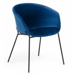 Krėsliukas ZADINE-V mėlynas