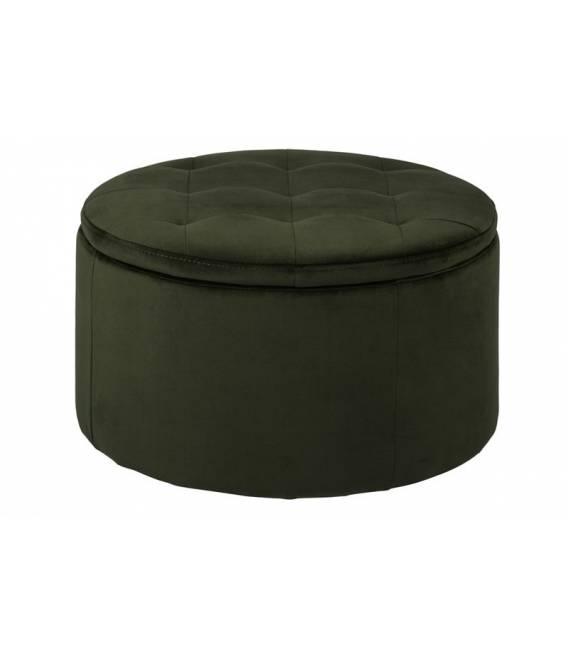 Banketė 81272 VIC tamsiai žalia