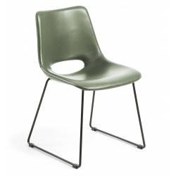 Kėdė ZIGGY PU žalia