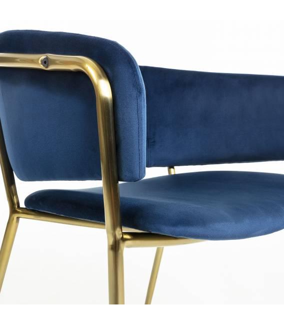 Krėsliukas KONNIE VIC mėlynas