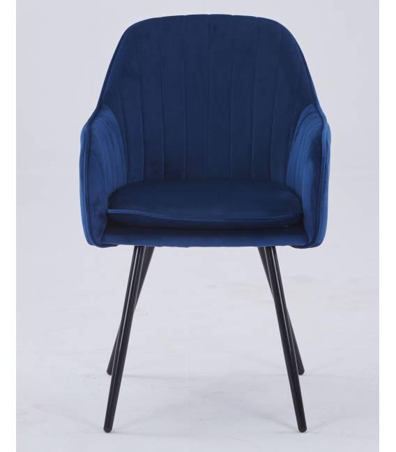 Krėsliukas MOREN VIC mėlynas