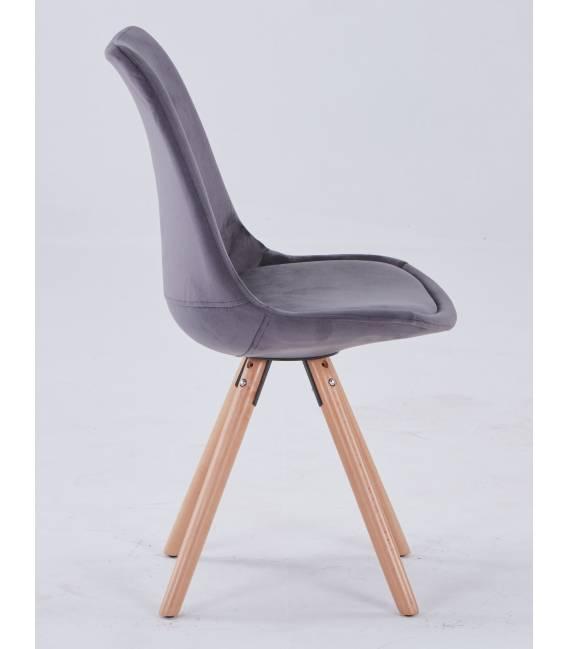Kėdė SMITH VIC tamsiai pilka