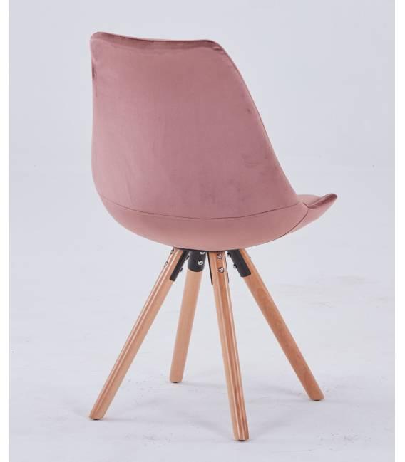 Kėdė SMITH VIC rožinė