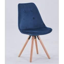 Kėdė SMITH VIC mėlyna