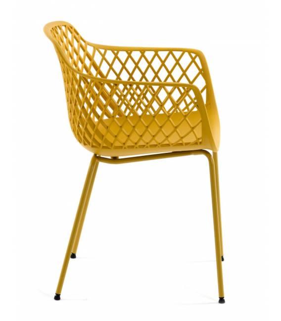 Krėsliukas QUINN geltonas