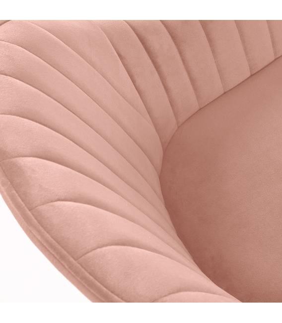 Krėsliukas HERBERT VIC rožinis