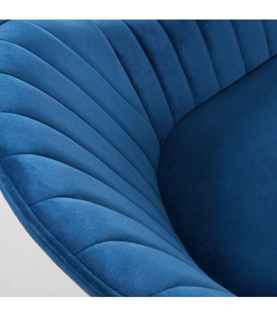 Krėsliukas HERBERT VIC mėlynas