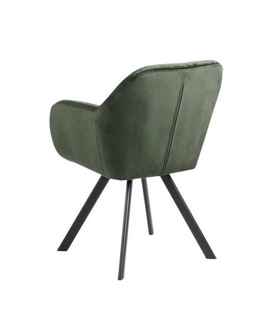 Krėsliukas LOLA VIC tamsiai žalias