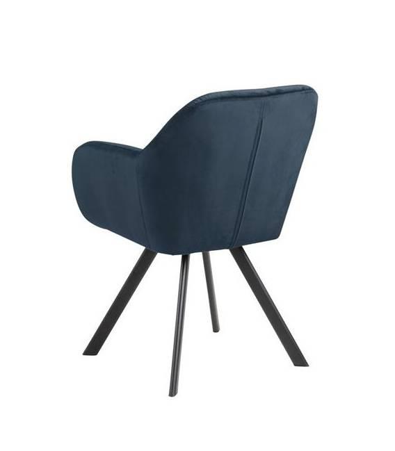 Krėsliukas LOLA VIC tamsiai mėlynas