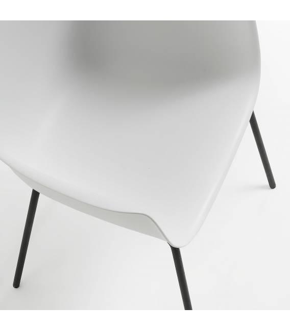 Kėdė KHASUMI balta