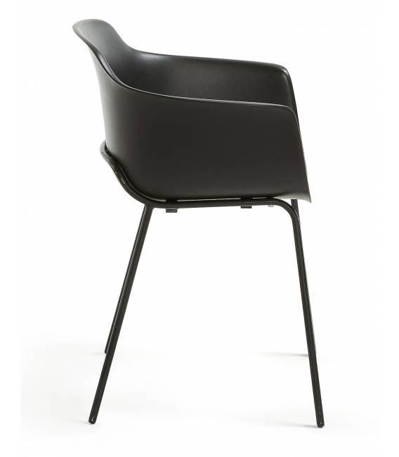 Kėdė KHASUMI juoda