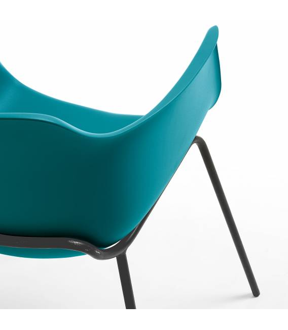 Kėdė KHASUMI mėlyna