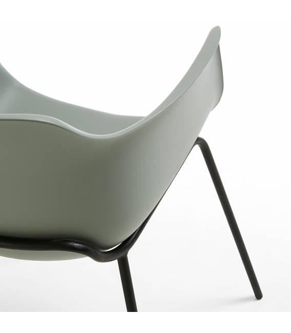 Kėdė KHASUMI pilka