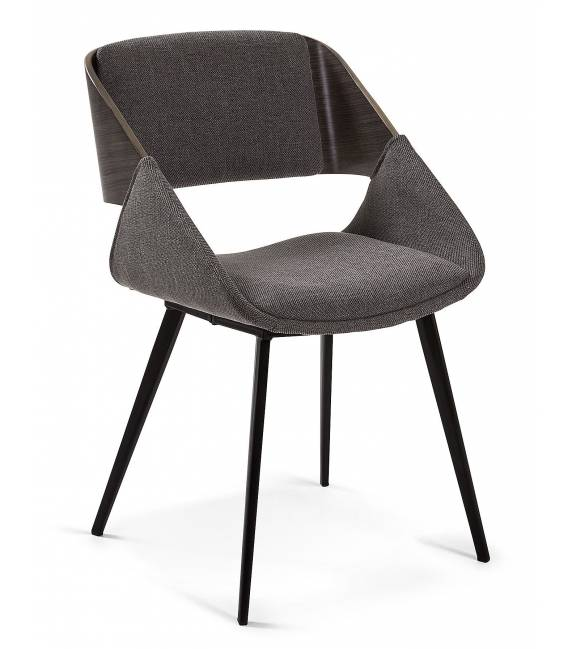 Kėdė HERRICK tamsiai pilka