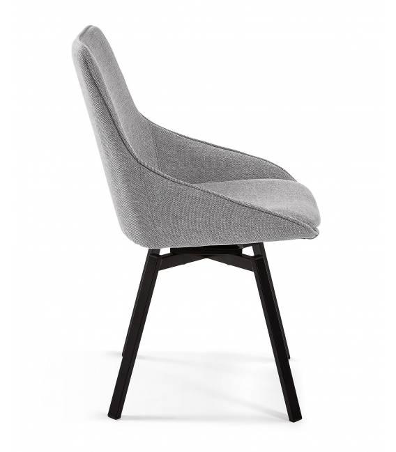 Kėdė HASTON šviesiai pilka