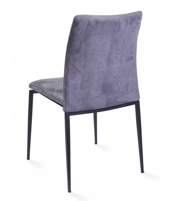 Kėdė ARON eco-nobuck pilka