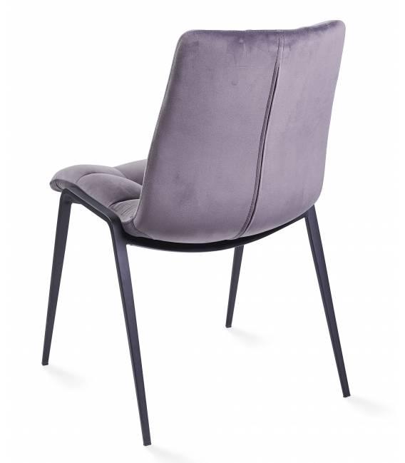 Kėdė ALICE VIC tamsiai pilka