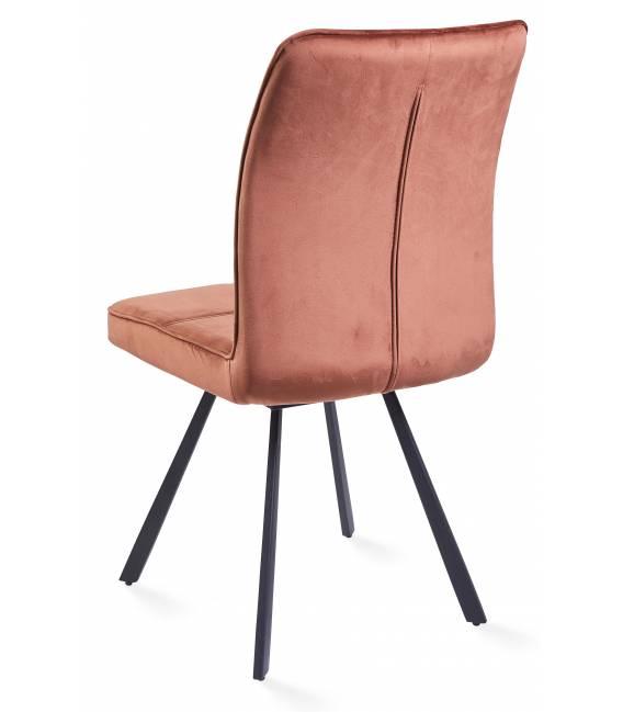 Kėdė VIA VIC oranžinė
