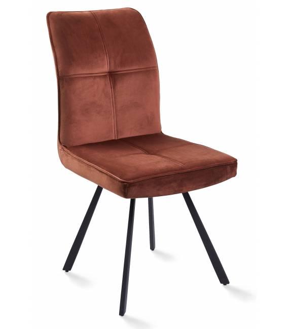 Kėdė VIA VIC vario/sukasi