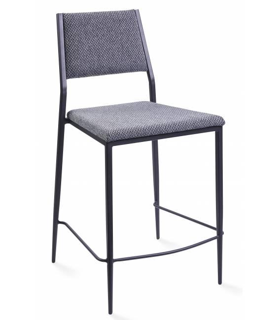 Pusbario kėdė ELIA tamsiai pilka