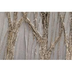 Paveikslas SILVER TREES 65x150