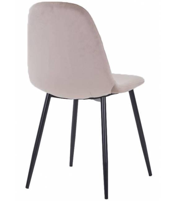 Kėdė CONNY VIC šviesiai ruda