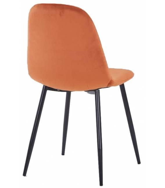 Kėdė CONNY VIC oranžinė