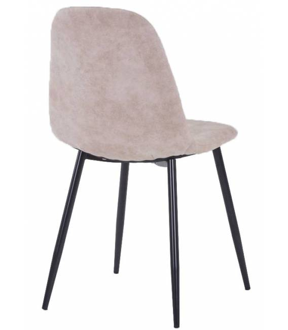 Kėdė CONNY eco-nobuck taupe